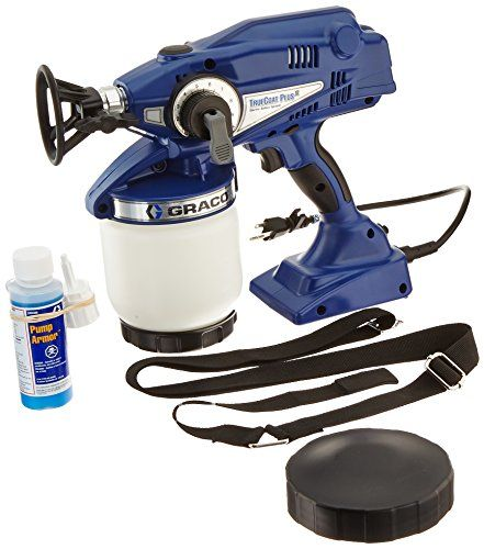 17 best images about sprayers on pinterest shops models for Airless paint sprayer for kitchen cabinets