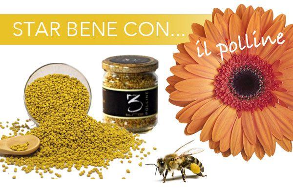 Il #polline è prezioso per la tua #salute. Ricco di proprietà, è infatti in grado di rafforzare il nostro organismo e difenderlo contro molte patologie. Il polline Gusti di Toscana http://bit.ly/1oKbQOn viene raccolto nella valle del Serchio e preparato senza che le sue sostanze nutritive vengano intaccate. Scoprilo! #cucinatoscana #madeinitaly #Toscana