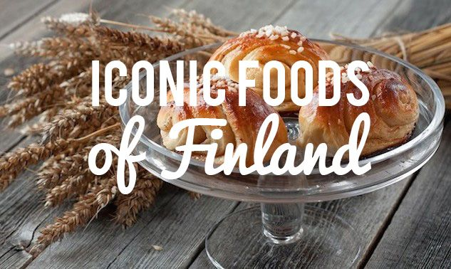 Check out the iconic foods of Finland that must be tried or join us at NORTH Festival for a taste of Finnish cuisine. #NORTH2014