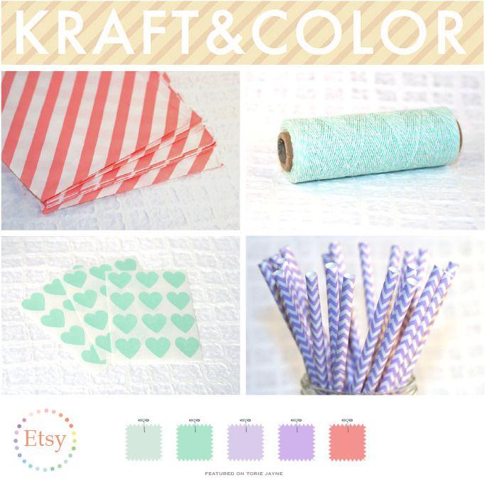 Kraft & Colour by Torie Jayne