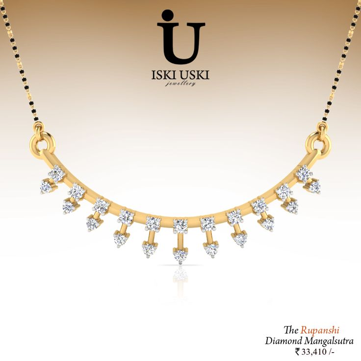 Shop online for traditional and contemporary Gold, Diamond Mangalsutra in classy designs at best price deals.!!