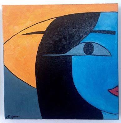 Painting by Marta Iglesias
