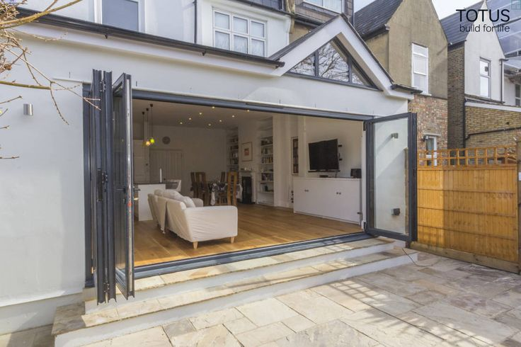 If you're planning a home extension, at some point you norma…