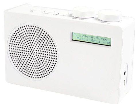 POP radio, hvit » Bokklubben