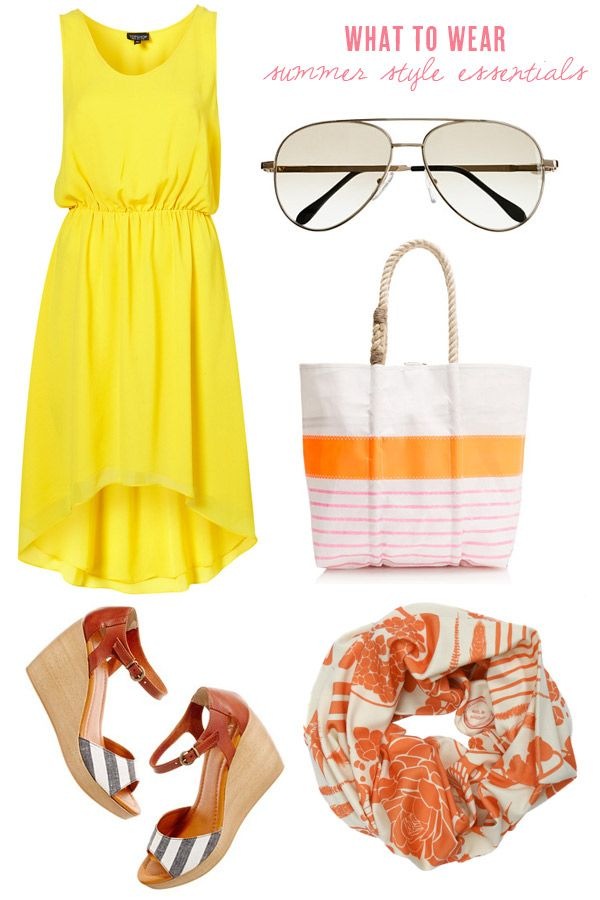 summer essentials: Summer Fashions, Summer Style, Summerfashion, Dress, Styles, Cute Summer Outfits, Beauty, Beach, Wear