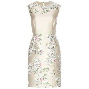 Giambattista Valli Brocade Dress