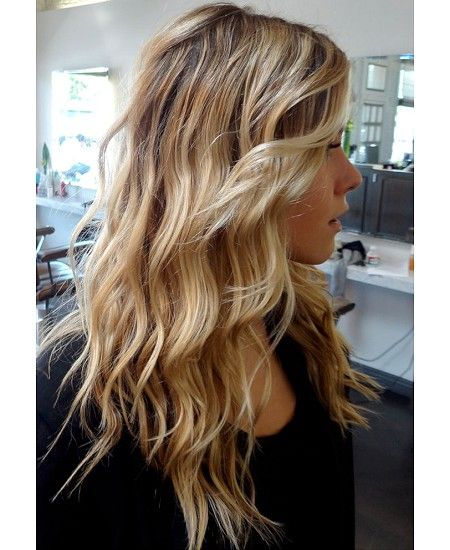 Beach Waves: A perennial summer hair favourite for beauty buffs are loose, messy beach waves that look as though you've just emerged from th...
