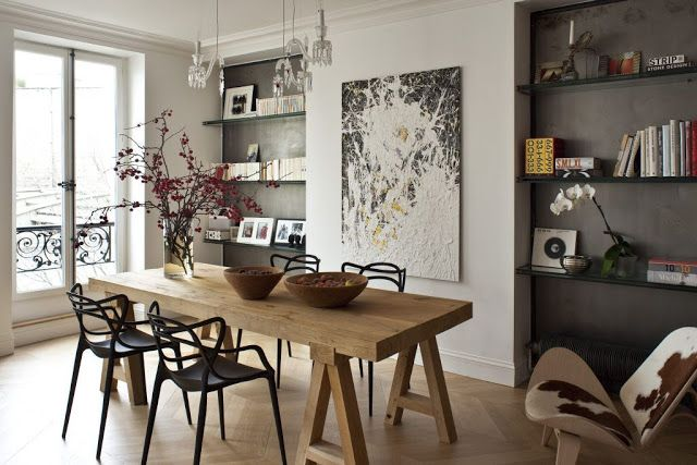 Design.Style.Decor: [style]: Just More French Apartments