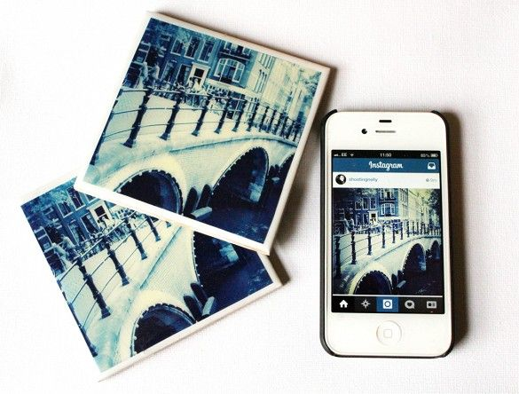 7 things you can do with your instagrams photo - Cool Coasters