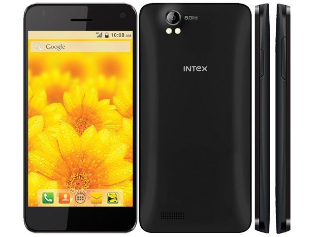 Image result for Intex launches 2 'Full View' INFIE smartphones at sub-5K price point