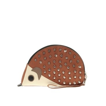 Fall in rock! - Hedgehog Purse (Asos)