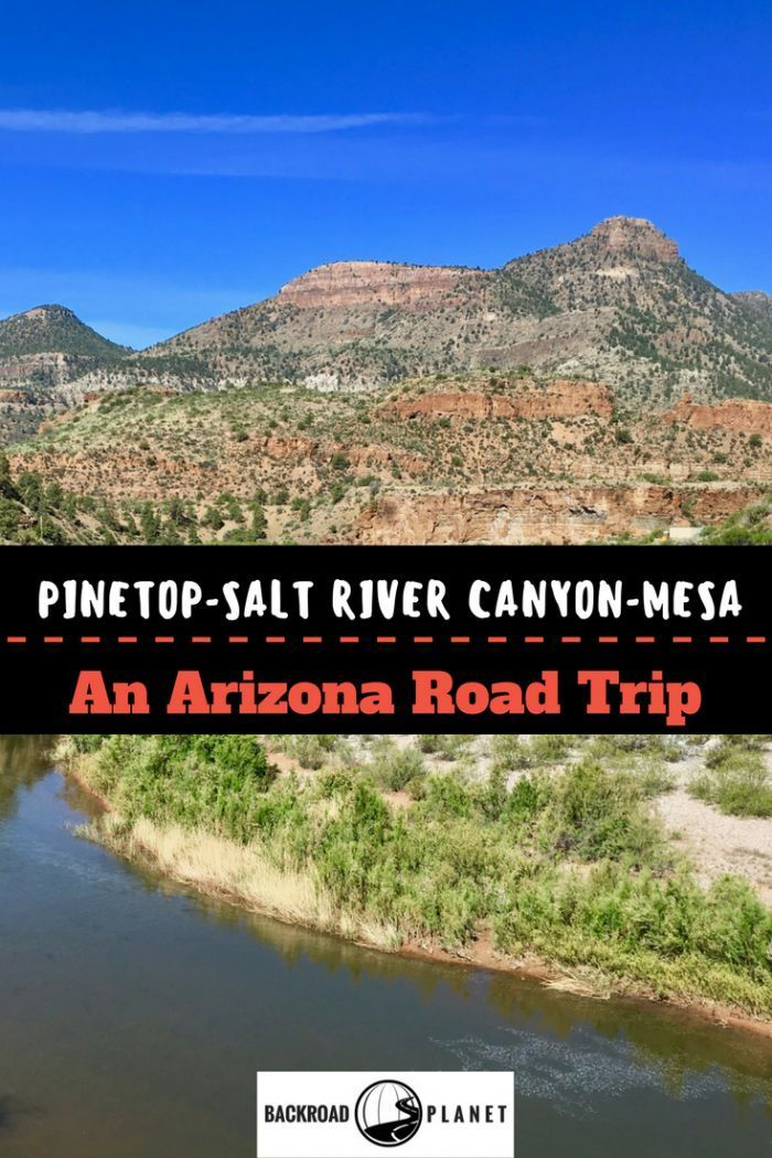 An Arizona road trip from Pinetop to Salt River Canyon to Mesa leads us to the Fresh Foodie Trail®️️, an agritourism route of local farm-to-table experiences.