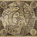 , Древние карты мира в высоком разрешении - Старинные карты