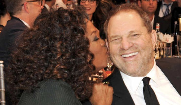 Oprah Winfrey and Harvey Weinstein.  BFF's for decades.  If Oprah runs, it will be the State of California Values versus the Value System of the US/Constitutional Republic. <7 Jan 2018>