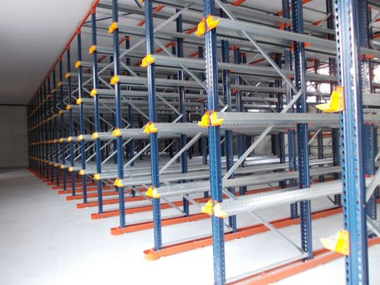 """industry-update: """" When it comes to warehouse storage, there is no doubt that pallet racking is an essential part for storing in many industries. As all industries are constantly evolving, with that..."""