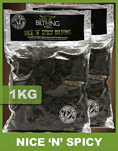 The Biltong Man Nice 'n Spicy Biltong (1Kg) The Biltong Man https://www.amazon.co.uk/dp/B010B6K9DK/ref=cm_sw_r_pi_dp_vaCfxb7HGVZ4C