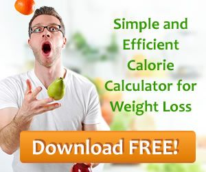 Calorie Calculator to help lose weight