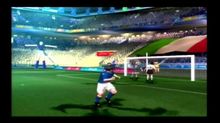 2002 FIFA WORLD CUP OFFICIAL GAME INTRO!