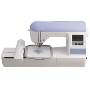 Brother PE770 Embroidery Machine for Beginners