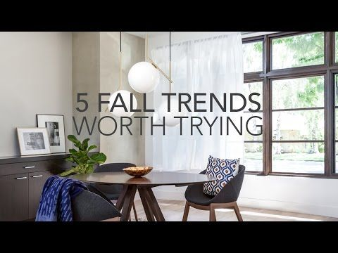 #Autumn is in full swing so we thought we should look at some of the #décor #trends dominating this season! Tx @lumensdotcom