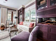 Heights Classic - transitional - Living Room - Houston - Laura U, Inc.