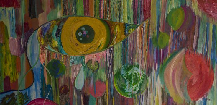 Olhares, enigma, olhos são o espelho da alma. À venda: 400 euros