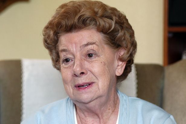 Corrie legend Jean Alexander has recovered from her stroke and is back home fighting fit!!