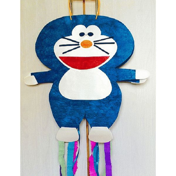 Buy Birthday Party Pinata 'Doraemon' theme Online @699 at Craftfurnish