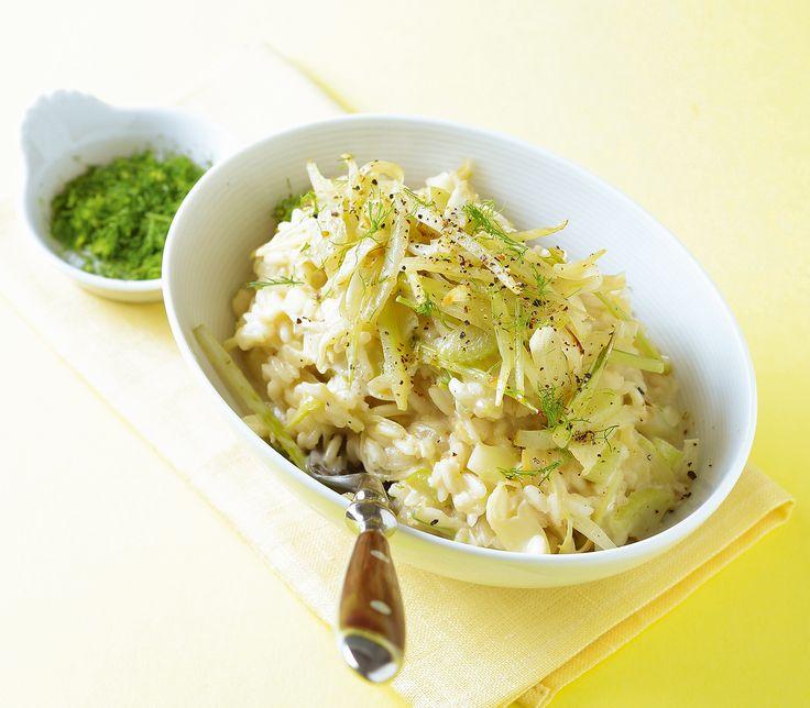 Fenchel kann äusserst vielfältig verwendet werden. Ob roh, blanchiert, gebacken, gedünstet oder wie hier gebraten, er ist immer ein Genuss.