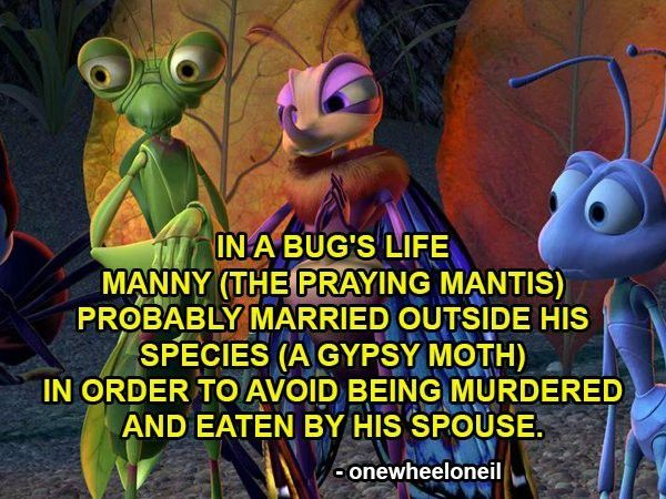The Most Mind-Bending Pixar Shower Thoughts - Neatorama