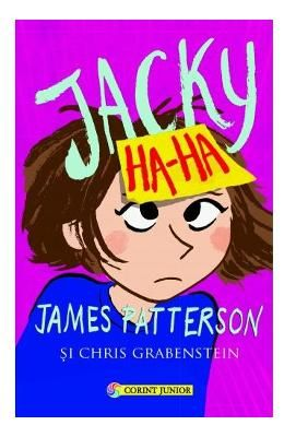Jacky Ha-Ha - James Patterson, Chris Grabenstein