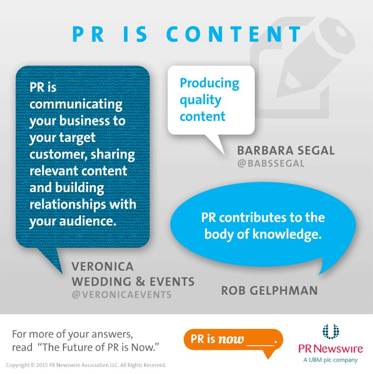 We asked you to define Public Relations. Here's what you said #PRisNow >> See more responses: prn.to/1PcTUYx