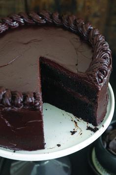 Langweilige Art zu kochen Mit Schokoladenkuchenrezept schmackhaftes und einzig …   – CAKES