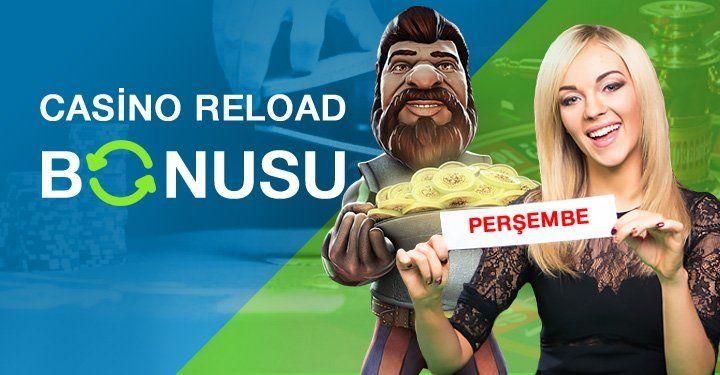 #farkettimde Bugün #Superbetin'de %50 Casino Reload Bonusu Var📡 Her Perşembe Günü #Superbetin Reload Bonusu ♣️♥️♦️♠️ https://www.superbetin51.com/promotions/#casino-reload-bonusu …