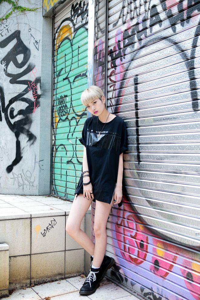 ストリートスナップ原宿 - 岩崎 瑛利香さん   Fashionsnap.com