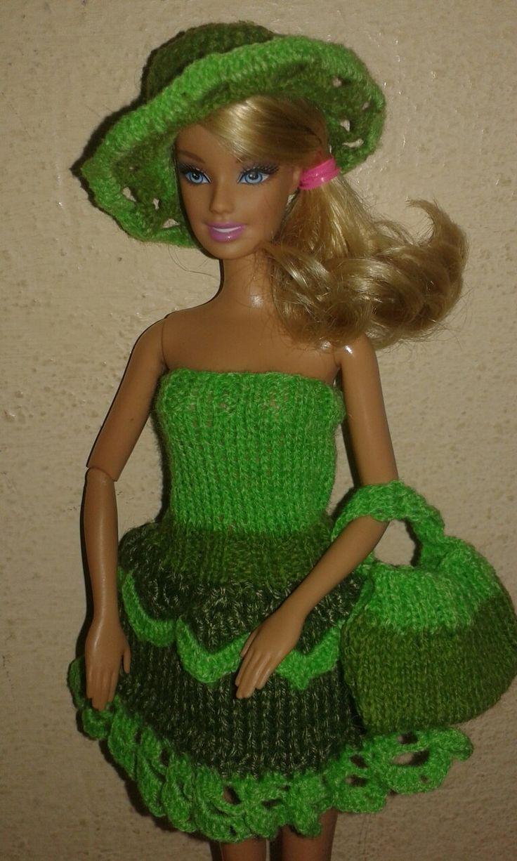 10 besten hainute tricotate si crosetate pentru papusi barbie Bilder ...