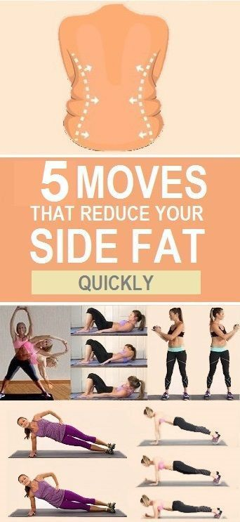 Amazing Exercises to Reduce Side Fat You Wont Miss