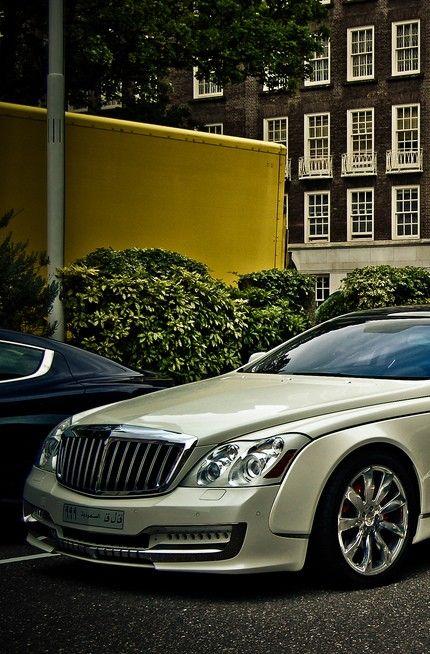 Maybach 57S. Coolest CarsNice CarsMaybachLuxury ...