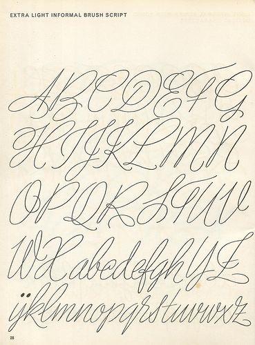 Script lettering (1957) p22