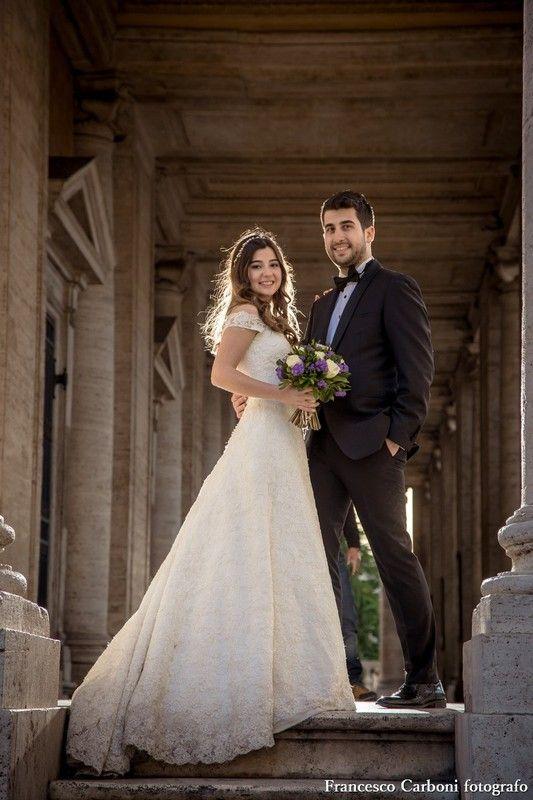 foto matrimonio sposi - Reportage Matrimonio Roma - fotografo matrimonio Roma -wedding journalist Rome
