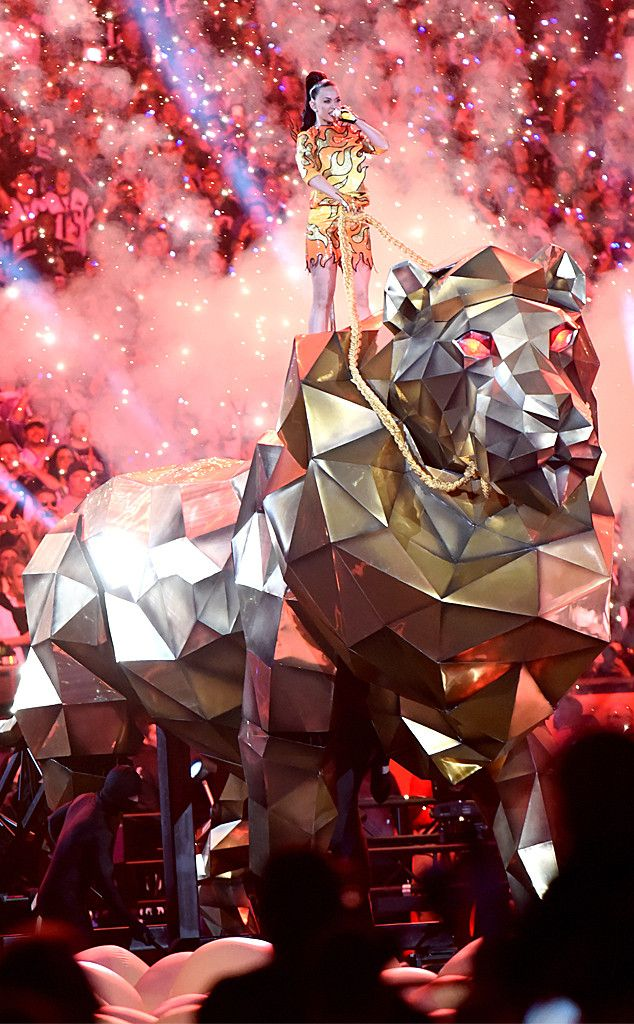 Just in case you missed halftime Katy Perry's Super Bowl Halftime Show: 5 Moments We Just Can't Get Over!  Katy Perry, Super Bowl XLIX