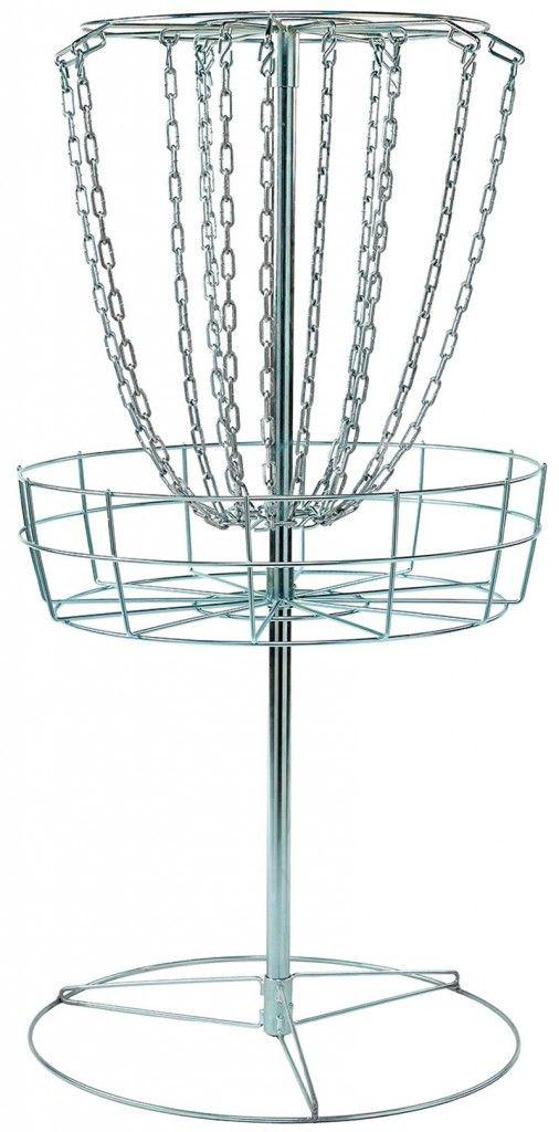 M-14 Portable Practice Disc Golf Basket