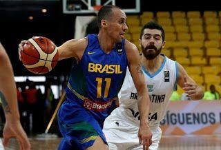 Blog Esportivo do Suíço:  Brasil cresce no fim, vence Argentina e avança para a final no Sul-Americano