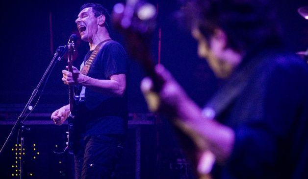 Divididos comparte un show completo de sus presentaciones en el Luna Park