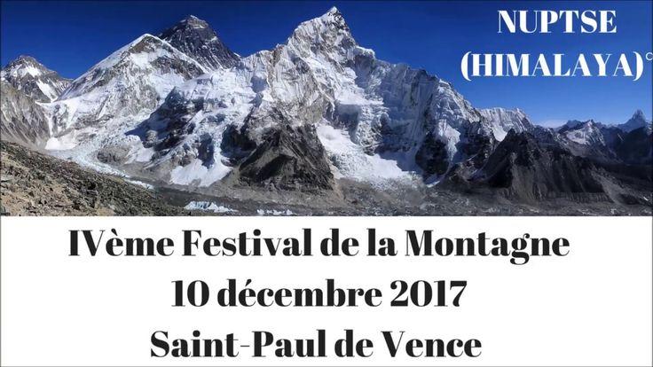 IVème festival de la montagne à St Paul de Vence/date à retenir 10 décem...