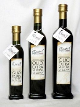 Extra virgin olive oil Mastrò   Food And Wine Network