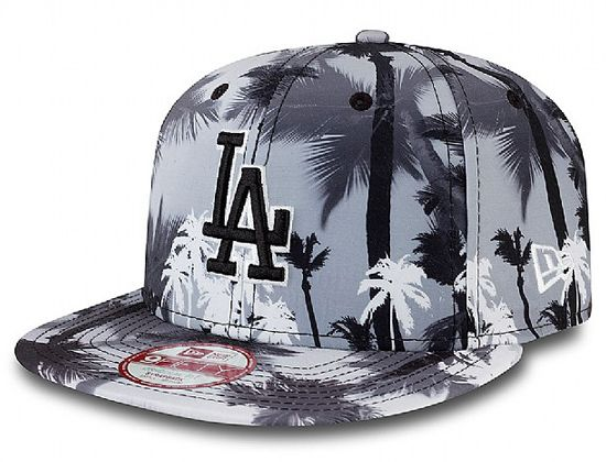 Miami Vibe LA Dodgers 9Fifty Snapback Cap by NEW ERA x MLB