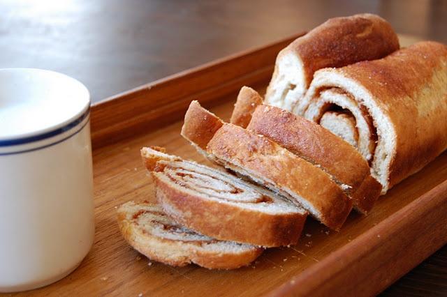 Homemade cinnamon bread...yummy | Food Ideas | Pinterest