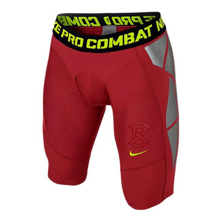 Nike Pro Combat Hyperstrong Slider 1.5 Men's Baseball Shorts 634677 Was $70 M