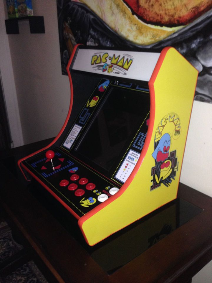 18 best bartop arcade cabs images on Pinterest | Arcade games ...